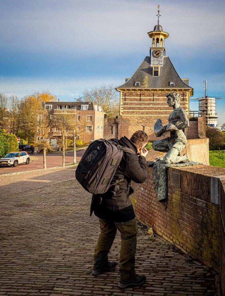 Peter van Veen Moor Fotografie Praktijkschool